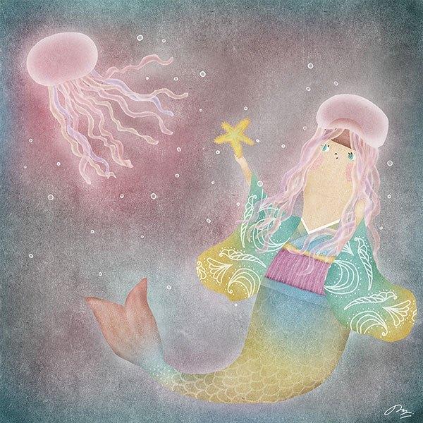 いつかクラゲの子守唄 The lullaby of jelly fish