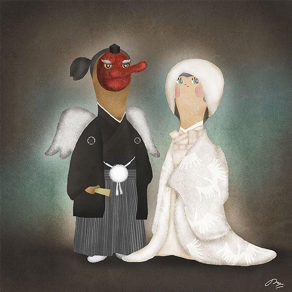 結婚11周年 11th Anniversary