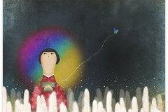 虹の終わりAt the end of the rainbow
