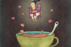 ミルクティー Milk Tea