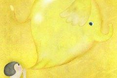 きいろいゾウの作り方 Yellow Elephant