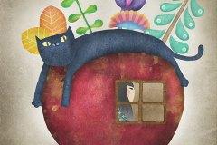 猫は鍵を捨てた The Cat Guardian