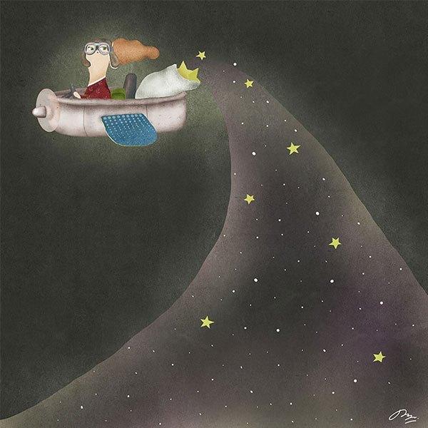 星を巻く人 The stardusts